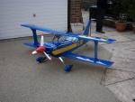 Eddie Barkers Ultimate Biplane